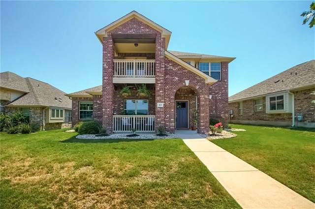 422 Village Commons Blvd, Georgetown, TX 78633 (#3953222) :: The Heyl Group at Keller Williams