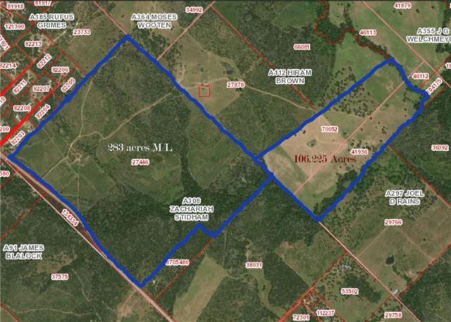 TBD Fm 812, Cedar Creek, TX 78612 (#3953274) :: Watters International