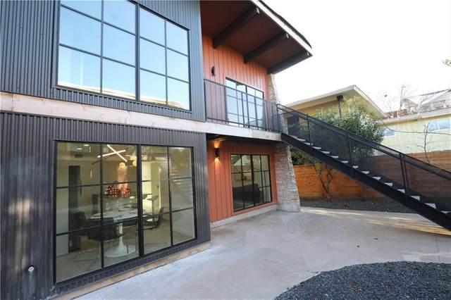 400 E 30th St #100, Austin, TX 78705 (#3955122) :: Ben Kinney Real Estate Team