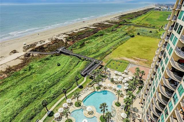 801 E Beach Dr Bc1608, Galveston, TX 77550 (#3955389) :: Lauren McCoy with David Brodsky Properties