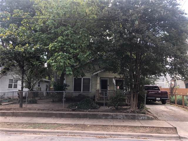 1501 Canterbury St, Austin, TX 78702 (#3955985) :: The Perry Henderson Group at Berkshire Hathaway Texas Realty