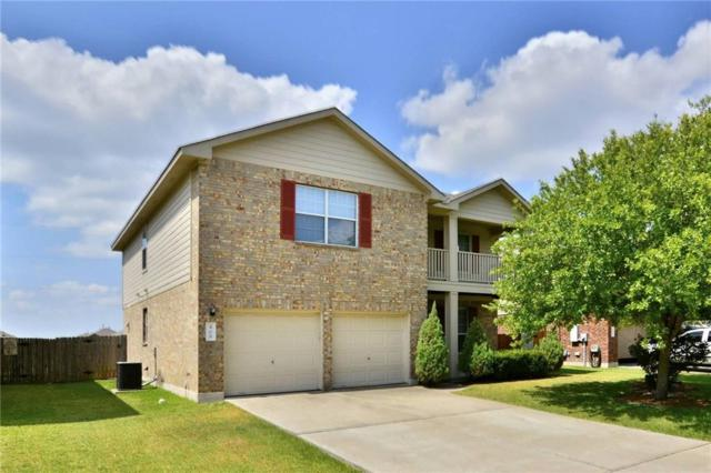 408 Mossy Rock Dr, Hutto, TX 78634 (#3957180) :: Watters International