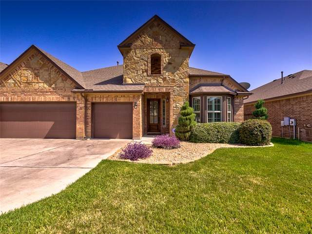 408 Choke Canyon Ln, Georgetown, TX 78628 (#3958337) :: The Heyl Group at Keller Williams