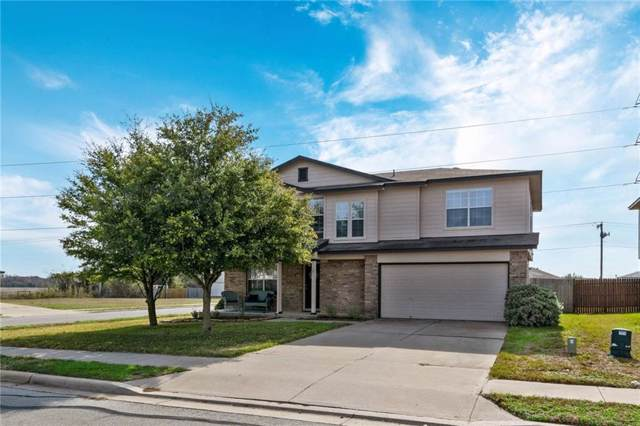 101 Oman St, Hutto, TX 78634 (#3958380) :: The Perry Henderson Group at Berkshire Hathaway Texas Realty