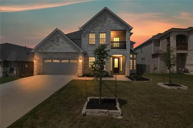 5792 Toscana Trce, Round Rock, TX 78665 (#3958728) :: Papasan Real Estate Team @ Keller Williams Realty