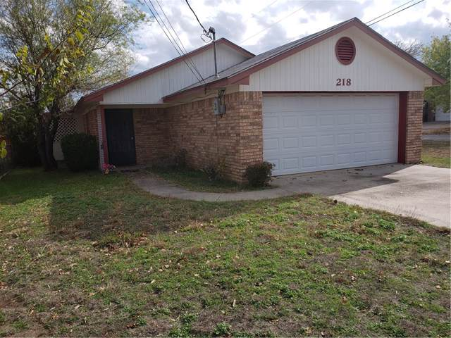 218 Cottonwood Dr, Kingsland, TX 78639 (#3960653) :: Watters International