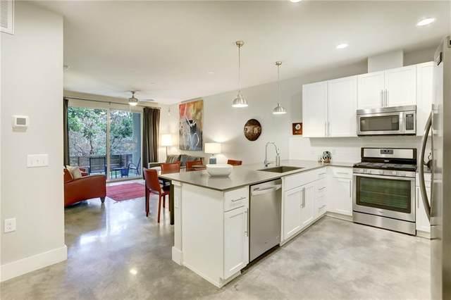 2805 Dulce Ln #1002, Austin, TX 78704 (#3961225) :: Papasan Real Estate Team @ Keller Williams Realty