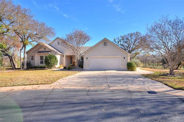 111 Egret Cv, Georgetown, TX 78633 (#3965586) :: Lauren McCoy with David Brodsky Properties