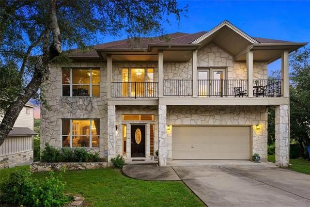 5104 Timothy Cir, Austin, TX 78734 (#3966605) :: Papasan Real Estate Team @ Keller Williams Realty