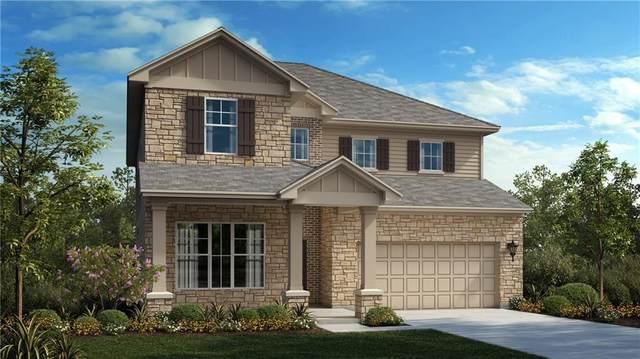 208 Calandria Blvd, Liberty Hill, TX 78642 (#3967066) :: Zina & Co. Real Estate