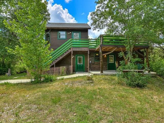 235 Smith Creek Rd, Wimberley, TX 78676 (#3968200) :: First Texas Brokerage Company
