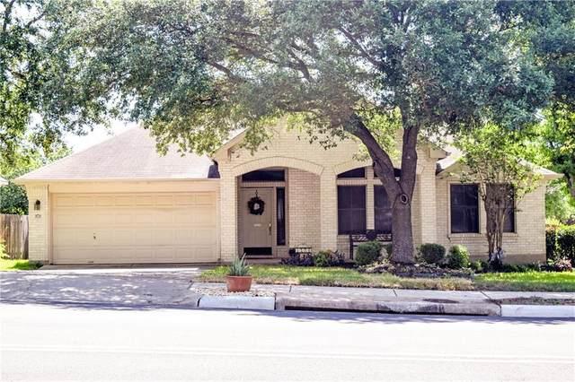 3721 Eagles Nest St, Round Rock, TX 78665 (#3970260) :: Tai Earthman | Keller Williams Realty