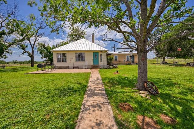 1510 County Road 403, Llano, TX 78643 (#3970437) :: Ben Kinney Real Estate Team