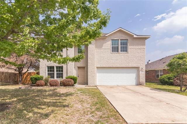 108 Inman Dr, Hutto, TX 78634 (#3970927) :: The Summers Group