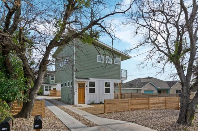 7609 Bennett Ave A, Austin, TX 78752 (#3971665) :: The Perry Henderson Group at Berkshire Hathaway Texas Realty