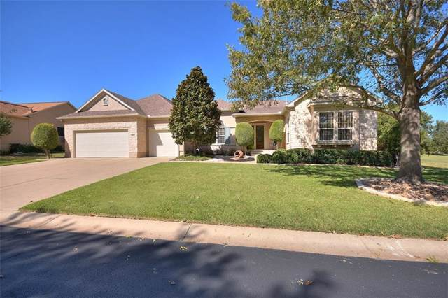 309 Trail Of The Flowers, Georgetown, TX 78633 (#3972346) :: Lucido Global