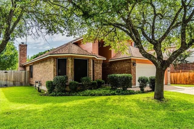 1004 Parkcrest Ct, Pflugerville, TX 78660 (#3972631) :: Papasan Real Estate Team @ Keller Williams Realty