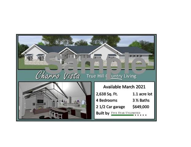 Lot 1 Charro Vista Dr, Driftwood, TX 78619 (#3973678) :: Front Real Estate Co.