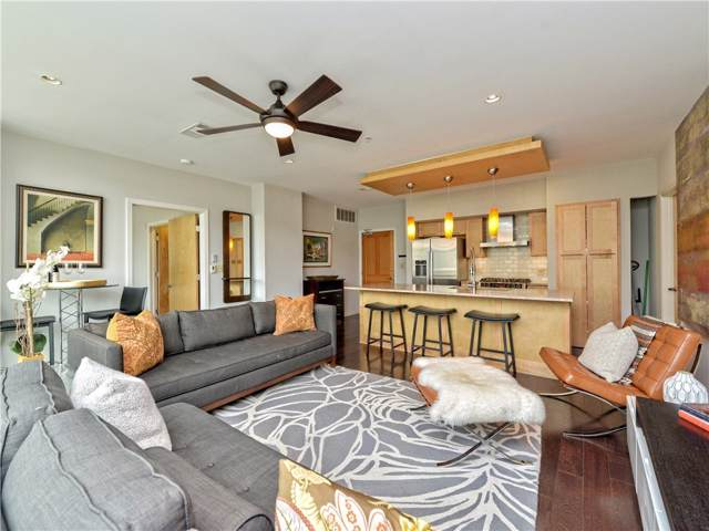 1600 Barton Springs Rd #6405, Austin, TX 78704 (#3977333) :: The Perry Henderson Group at Berkshire Hathaway Texas Realty