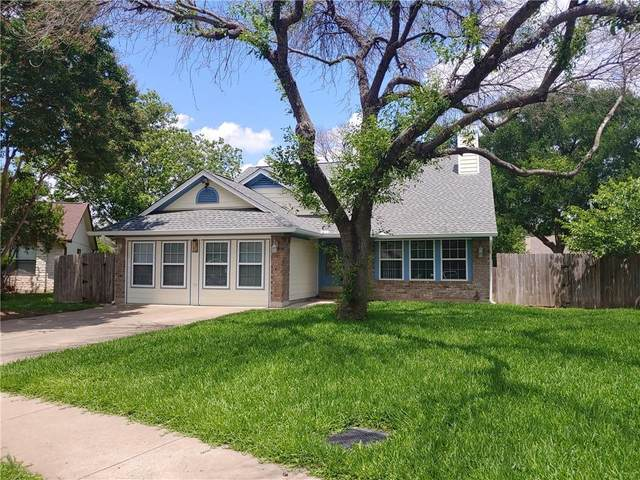 2107 Primrose Trl, Round Rock, TX 78664 (#3977385) :: Lucido Global