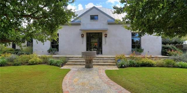 605 N Washington St, Fredericksburg, TX 78624 (#3977648) :: The Perry Henderson Group at Berkshire Hathaway Texas Realty