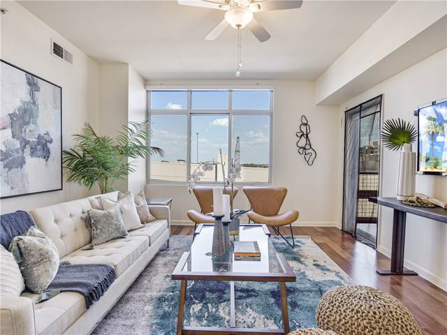 54 Rainey St #809, Austin, TX 78701 (#3979066) :: The Gregory Group