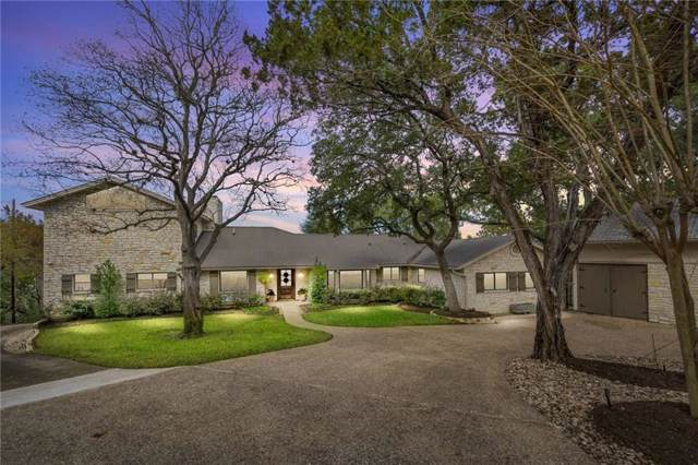 4008 Red Bird Trl, Lago Vista, TX 78645 (#3981487) :: RE/MAX Capital City