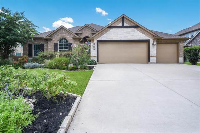 204 Grosseto Ln, Georgetown, TX 78628 (#3982009) :: RE/MAX Capital City