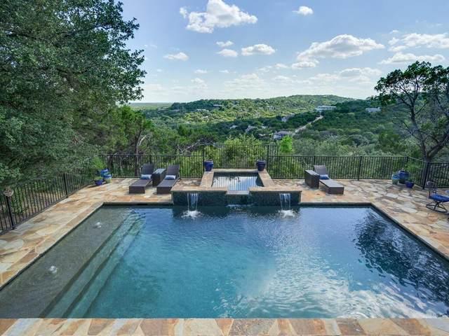 411 Skyline Dr, West Lake Hills, TX 78746 (#3982691) :: Lauren McCoy with David Brodsky Properties