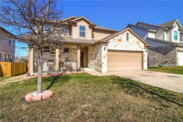 1109 Snow Goose, Leander, TX 78641 (#3983721) :: Azuri Group | All City Real Estate