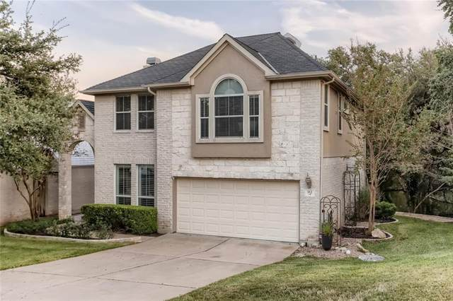 112 Double Eagle Dr #112, Austin, TX 78738 (#3984275) :: Green City Realty