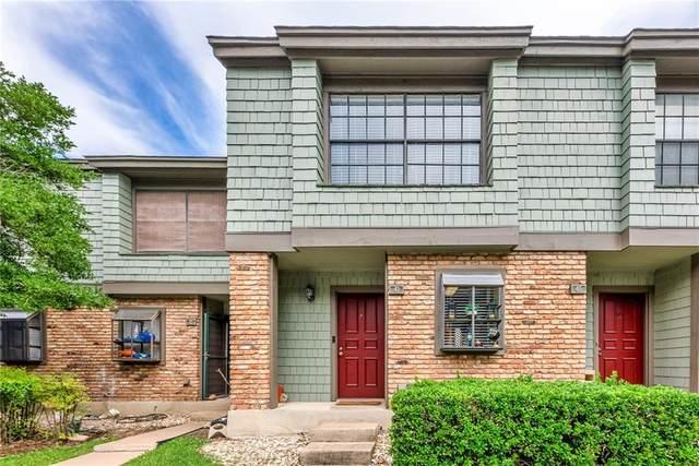 7122 Wood Hollow Dr #41, Austin, TX 78731 (#3984838) :: Papasan Real Estate Team @ Keller Williams Realty
