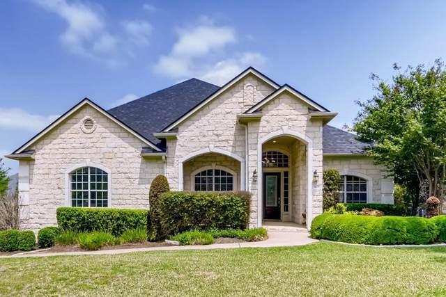 2601 Sterling Panorama Ct, Austin, TX 78738 (#3985471) :: Ben Kinney Real Estate Team