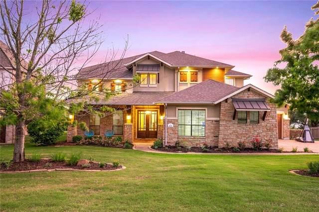 1016 Lakewood Hills Ter, Austin, TX 78732 (#3986051) :: Sunburst Realty