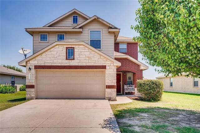 121 Camellia Dr, Hutto, TX 78634 (#3988942) :: Papasan Real Estate Team @ Keller Williams Realty
