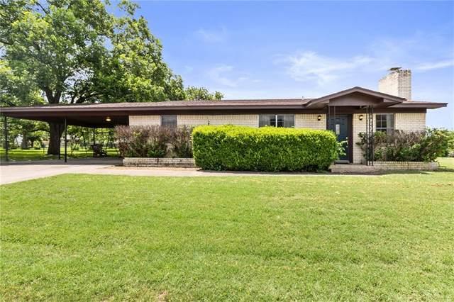 705 E Tate St, Burnet, TX 78611 (#3989009) :: Ben Kinney Real Estate Team