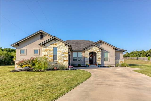 220 Angela Dr, Liberty Hill, TX 78642 (#3989672) :: Papasan Real Estate Team @ Keller Williams Realty