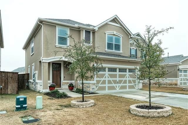 220 Danablu Dr, Hutto, TX 78634 (#3990106) :: Papasan Real Estate Team @ Keller Williams Realty