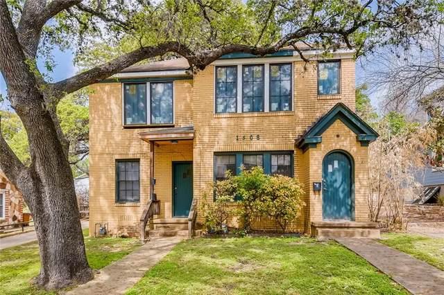 1508 Travis Heights Blvd, Austin, TX 78704 (#3990301) :: Cord Shiflet Group