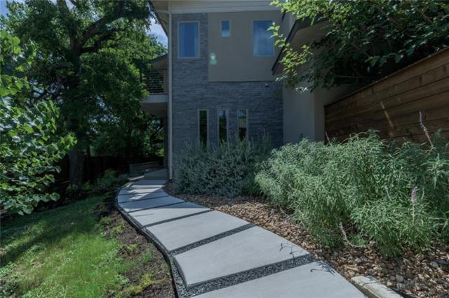 2100 Glendale Pl A, Austin, TX 78704 (#3992787) :: The Smith Team