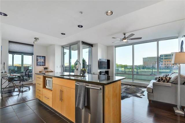 300 Bowie St #607, Austin, TX 78703 (#3993233) :: The Perry Henderson Group at Berkshire Hathaway Texas Realty