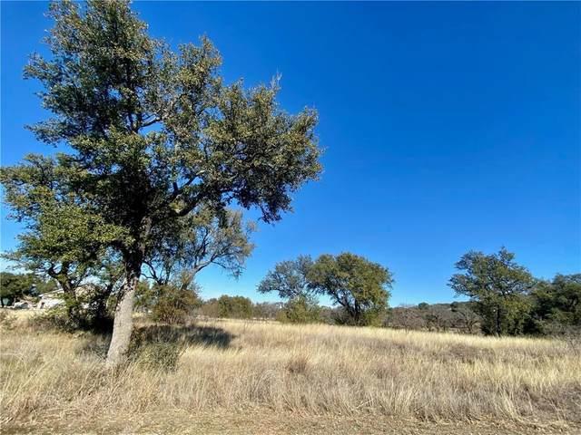Lot 34 Keystone Rdg, Buchanan Dam, TX 78609 (#3993472) :: Zina & Co. Real Estate