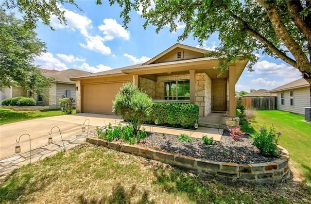 316 Baldwin St, Hutto, TX 78634 (#3993504) :: R3 Marketing Group