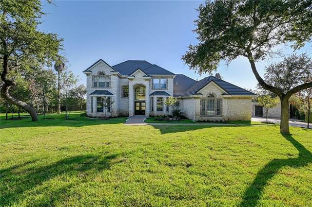 1800 Fontaine Ct, Austin, TX 78734 (#3994002) :: Front Real Estate Co.