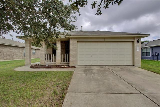 125 Steven St, Hutto, TX 78634 (#3996493) :: RE/MAX Capital City
