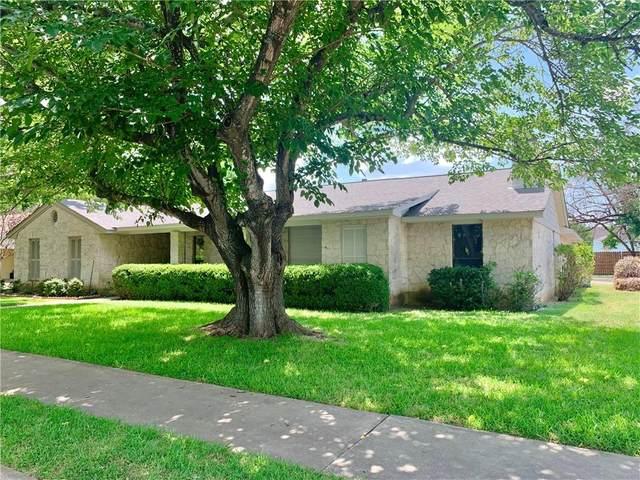 10908 Pinehurst Dr A, Austin, TX 78747 (#3996601) :: Realty Executives - Town & Country
