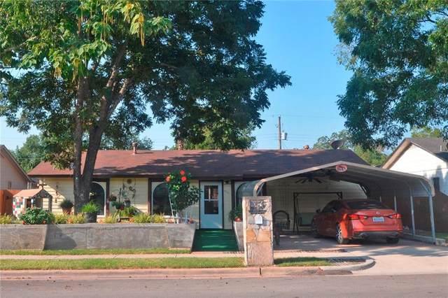 6111 Hogan, Austin, TX 78741 (#3996811) :: Papasan Real Estate Team @ Keller Williams Realty