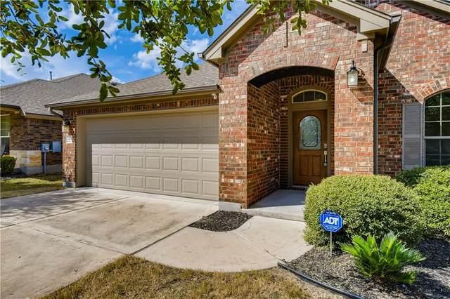 2479 Santa Barbara Loop, Round Rock, TX 78665 (#3997087) :: Papasan Real Estate Team @ Keller Williams Realty