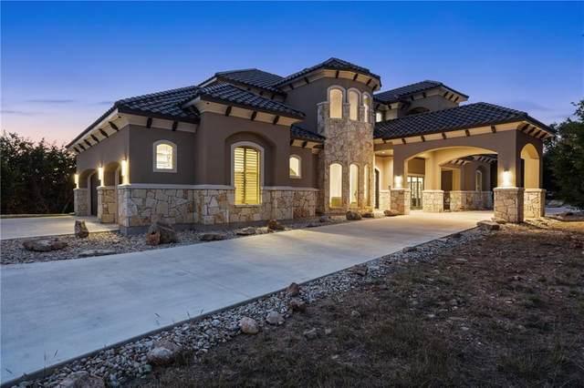 1355 Crystal Spgs, Salado, TX 76571 (MLS #3998530) :: Brautigan Realty