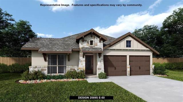 516 Breezygrass Way, Georgetown, TX 78626 (#3999398) :: Lucido Global